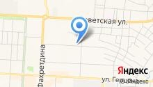 Единый расчетно-регистрационный центр на карте