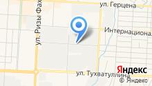 Нефтесервис, ЗАО на карте