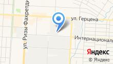 ДЖИН на карте