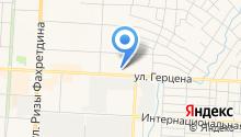 Банкомат, Автоградбанк на карте