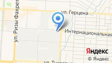Сервисный центр-3 на карте