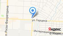 Valentina на карте