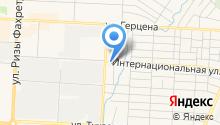 Арзан Ас на карте
