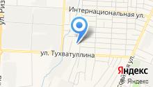 Кислородная станция на карте