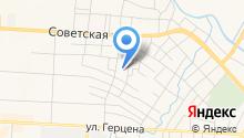 Альметьевская детская музыкальная школа №3 на карте