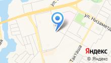 La & Ru на карте
