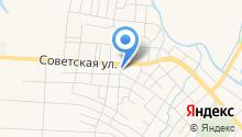 Альметьевское РАЙПО на карте