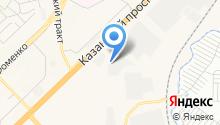 ABC-modul на карте