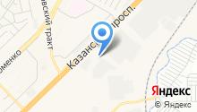 BARS-AVTO на карте