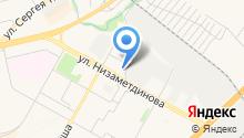 OTIS на карте