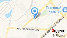 J-GET на карте