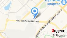 FORTECH на карте