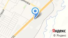Челны Шина на карте