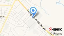 Альметьевское районное государственное ветеринарное объединение на карте