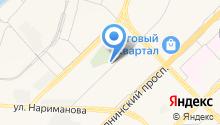 KITFORT Volga на карте
