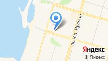 Hotel Costa на карте