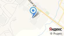 Департамент по развитию предпринимательства Альметьевского муниципального района Республики Татарстан, МБУ на карте