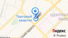 Ателье Демьяновой на карте