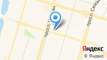 LaserPRO на карте