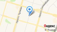 Meat house на карте