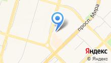 AККМ на карте