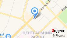 MOON на карте