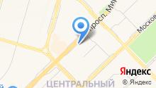 OLA на карте