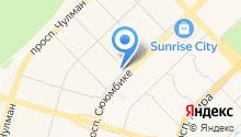 GSM база на карте
