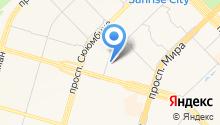 Anita на карте