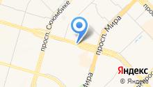 *mobus* оптово-розничная компания на карте