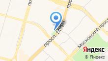 FUNBUN на карте