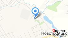 Новотроицкая средняя общеобразовательная школа на карте
