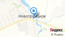 Храм Живоначальной Троицы на карте