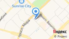 AVN-тур на карте