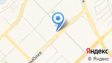 KEG на карте