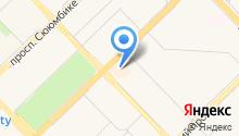 *маэстро* на карте