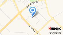 GSM-Service на карте