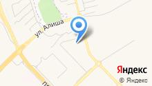 ЯШЬЛЕК-ФОН на карте