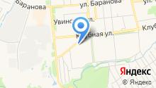 Pro Mobile на карте