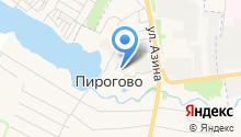 Мииг на карте