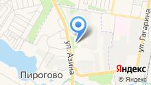 Колорит-Принт на карте