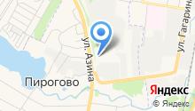 АсКомпозит на карте