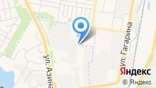 Ижевский высоковольтный завод на карте