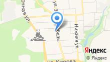 Мой Врач на карте