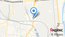 IZBA на карте