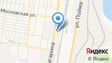 УПД на карте