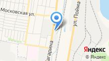 Кузов-маркет на карте