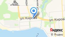 BNB на карте