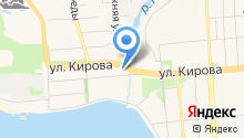 Beta на карте