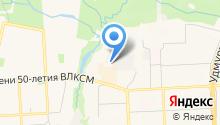 IZHTON на карте